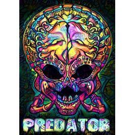 PsychoSkull, Predator, Alien Obcy - plakat