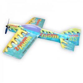 Zoom Zoom 4D ARF Blue - Samolot Hacker Model