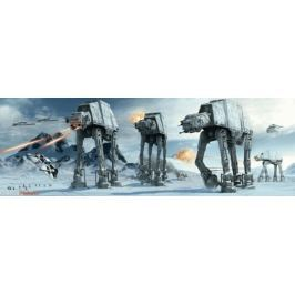 Star Wars Gwiezdne Wojny - Bitwa Hoth - plakat
