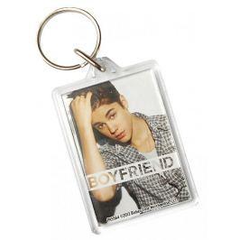 Brelok do kluczy akrylowy Justin Bieber (Boyfriend)