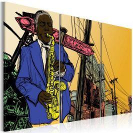 Obraz - Jazz dla koneserów