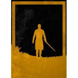 Dusk of Villains - Tywin Lannister, Gra o tron - plakat