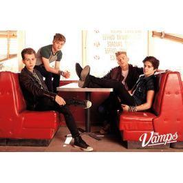 The Vamps Diner - plakat