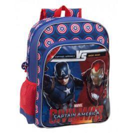 Plecak Kapitan Ameryka - Wojna Bohaterów 40 cm Tornistry plecaki i torby szkolne