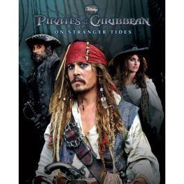 Piraci z Karaibów - plakat Fototapety