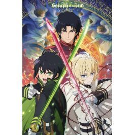 Seraph Of The End - plakat Fototapety