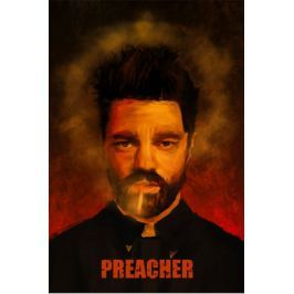 Preacher - plakat premium Fototapety