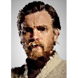 POLYamory - Obi-Wan Kenobi, Gwiezdne Wojny Star Wars - plakat Fototapety