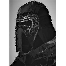 POLYamory - Kylo Ren, Gwiezdne Wojny Star Wars - plakat Fototapety