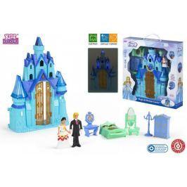 Zamek z figurkami - światło, dźwięk Figurki i makiety