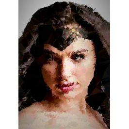 POLYamory - Wonder Woman, DC Comics - plakat Fototapety