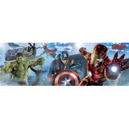 Avengers Czas Ultrona - Skyline - plakat Fototapety