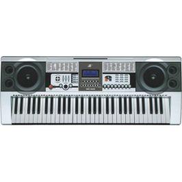 Keyboard MK-922 - duży wyświetlacz LCD, 61 klawiszy Zabawki muzyczne