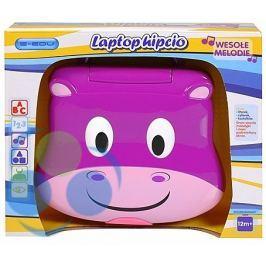 LAPTOP INTERAKTYWNY E-EDU HIPCIO MÓWIĄCY PO POLSKU Pozostałe zabawki edukacyjne