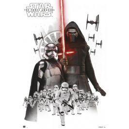 Star Wars Gwiezdne Wojny Przebudzenie Mocy Kylo Re - plakat Fototapety