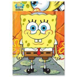 SpongeBob Kanciastoporty 3D Dziecięce akcesoria dekoracyjne