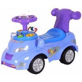 Pojazd odpychacz - samochód 9010072 niebieski #D1 Rowerki i inne pojazdy dla dzieci
