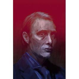 Mads Mikkelsen - plakat premium Fototapety