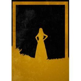 Dusk of Villains - Cersei Lannister, Gra o tron - plakat Fototapety