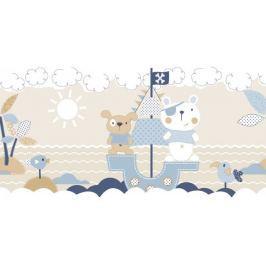 Bord Miś pirat Favola 3296 Dziecięce akcesoria dekoracyjne