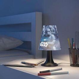 Lampka nocna stojąca Star Wars LED 717959916 Lampki dziecięce