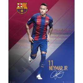 FC Barcelona Neymar - plakat Fototapety