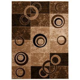 Dywan Miami 120x170 6704 CREAM COFFEE Dywany i wykładziny dywanowe