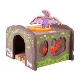 Tunel Dinozaur Pozostałe zabawki