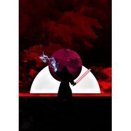 Sol Lunaris - Darth Sidious, Gwiezdne Wojny Star Wars - plakat Fototapety