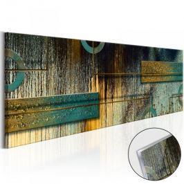 Obraz na szkle akrylowym - Stylowy modernizm [Glass] Fototapety