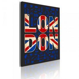 Obraz - All about London Fototapety