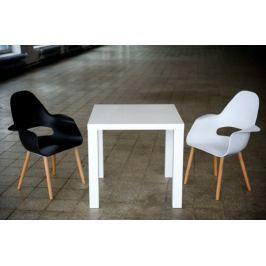 Krzesło A-Shape PP białe Zestawy mebli