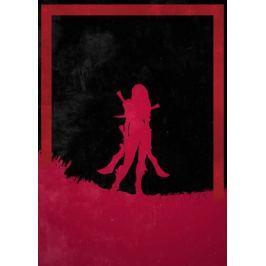 League of Legends - Katarina - plakat Fototapety