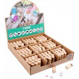 Drewniane stemple Zwierzęta Small Foot Pozostałe zabawki edukacyjne
