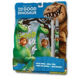 Notes i długopis Dobry Dinozaur Pozostałe zabawki