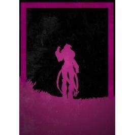 Dusk of Villains - Queen Myrrah, Gears of War - plakat Fototapety