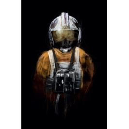 Gwiezdne Wojny Rebel Pilot - plakat premium Fototapety