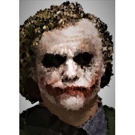 POLYamory - Joker, DC Comics - plakat Fototapety
