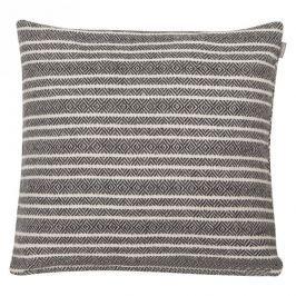 Poduszka Winford biało-czarna 45x45