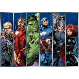 Fototapeta Avengers  Kapitan Ameryka Hulk 964VE Tapety