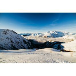 Les 2 Alps Francja - plakat premium