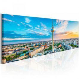 Obraz - Berliner Fernsehturm, Niemcy Fototapety