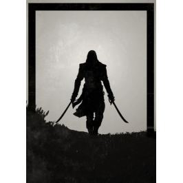 Dawn of Heroes - Edward Kenway, Assassins Creed - plakat Fototapety