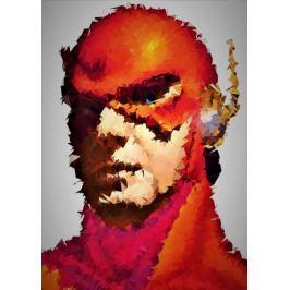 POLYamory - Flash, DC Comics - plakat Fototapety