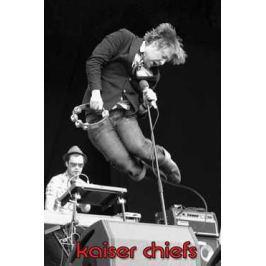 Kaiser Chiefs Live - plakat Fototapety