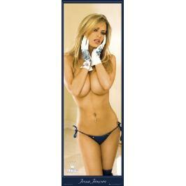 Jenna Jameson Rękawiczki - plakat Fototapety