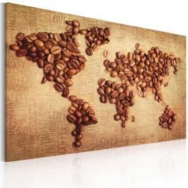 Obraz - Kawy świata Fototapety