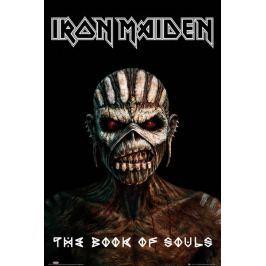 Iron Maiden The Book Of Souls - plakat Fototapety