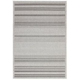Dywan NATURA 060x110 20201 Silver Black Dywany i wykładziny dywanowe