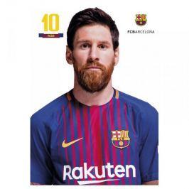 Kartka pocztowa A4 Messi FC Barcelona